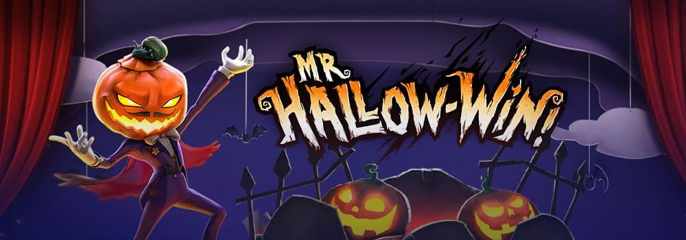 mr hallow win slot
