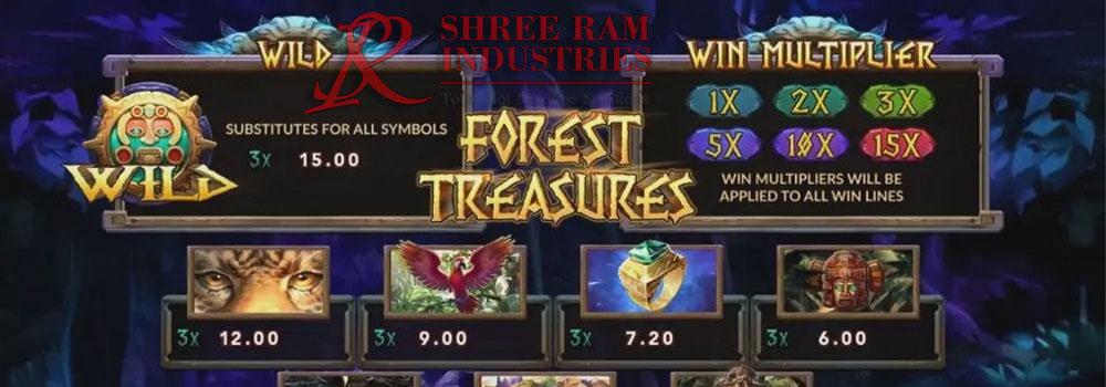 Forest Treasure Slot