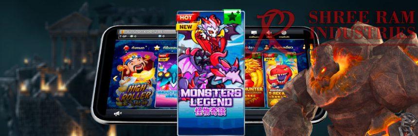 Monsters Legend Slot